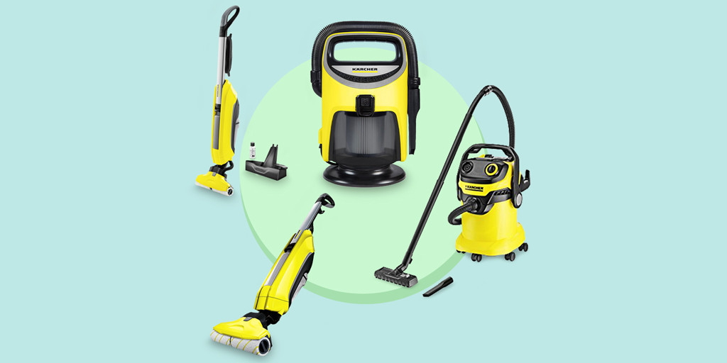 Best Kärcher Vacuum Cleaners for the Home